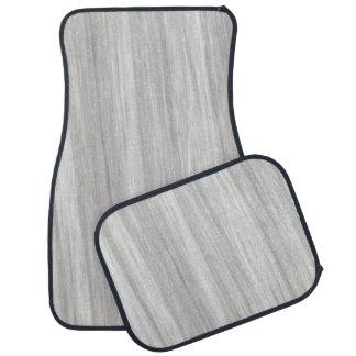 Agean Stone Pattern Background - Elegant & Rustic Car Floor Mat