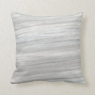 Agean Stone Pattern Background - Elegant & Rustic Throw Pillow