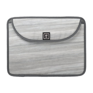 Agean Stone Pattern Background MacBook Pro Sleeves