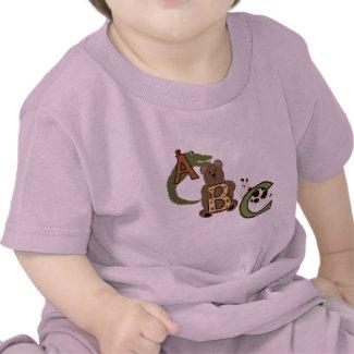 Aged ABC Tshirts and Gifts shirt