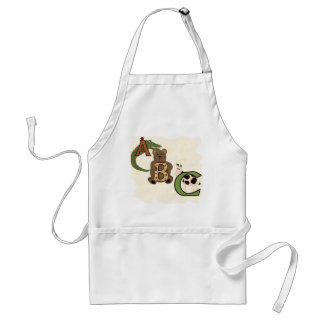 Aged ABC Tshirts and Gifts Aprons
