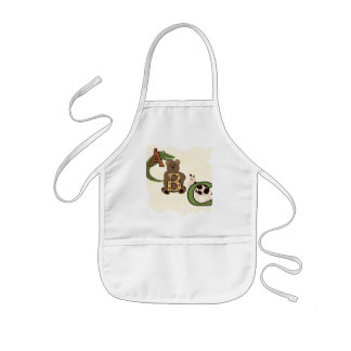 Aged ABC Tshirts and Gifts Kids' Apron