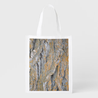 Aged Bark Grocery Bag