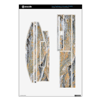 Aged Bark PS3 Decals