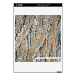 Aged Bark PS3 Slim Console Decals
