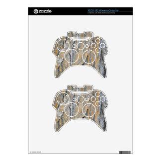 Aged Bark Xbox 360 Controller Decal
