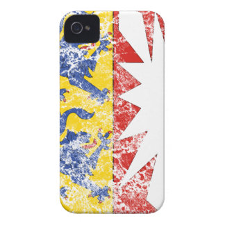 Aged Coat of arms of Schleswig Holstein Case-Mate iPhone 4 Cases
