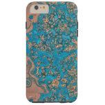 Aged Copper Patina iPhone 6 Plus case