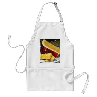 Aged Gouda Cheese Adult Apron