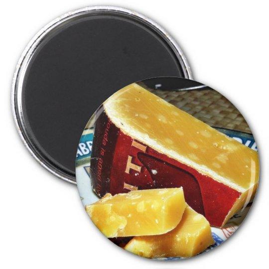 Aged Gouda Cheese Magnet