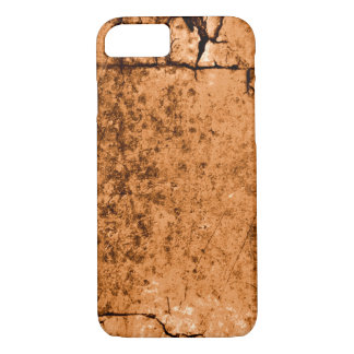 Aged Human Skin Parchment Texture iPhone 8/7 Case