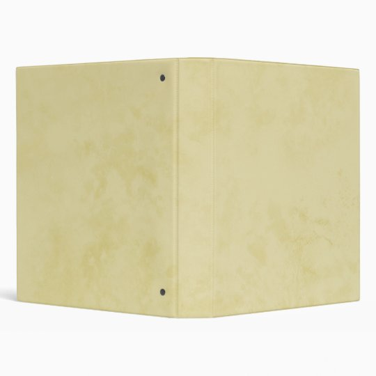 Aged Paper Binder