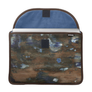 aged texture sleeve for MacBook pro