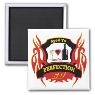 Aged To Perfection 60th Birthday Gifts Magnet