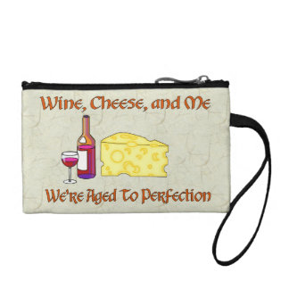 Aged To Perfection Coin Purse