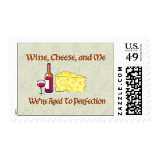 Aged To Perfection Postage