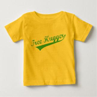 Aged Tree Hugger Baby T-Shirt
