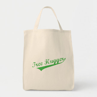 Aged Tree Hugger Bags