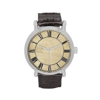 Aged Vintage Look Watches