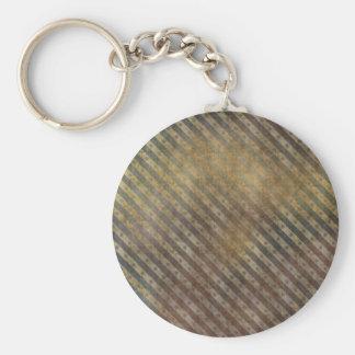 Aged Wallpaper Basic Round Button Keychain