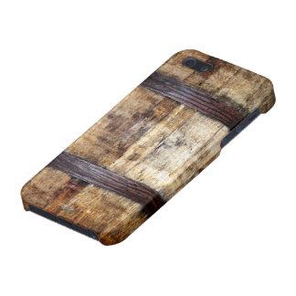 Aged Wood Barrel iPhone SE/5/5s Case
