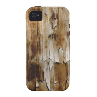 Aged Wood iPhone 4/4S Cases