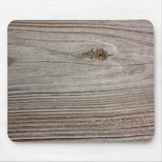 Aged Wood Mouse Pad