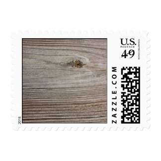 Aged Wood Stamp