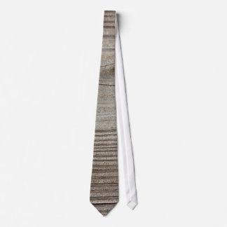 Aged Wood Tie
