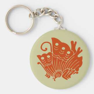 Ageha cho, Japan Key Chain