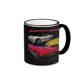 Ageless Ringer Coffee Mug