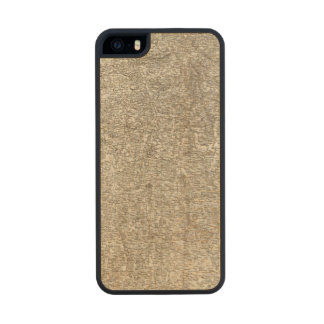Agen Funda De Arce Carved® Para iPhone 5 Slim