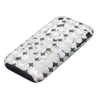 Agena - caso del iPhone 3 Tough iPhone 3 Funda