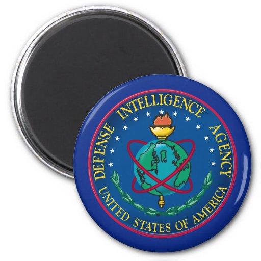 Agencia de Inteligencia para la Defensa Imán Redondo 5 Cm