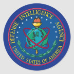 Agencia de Inteligencia para la Defensa Pegatina