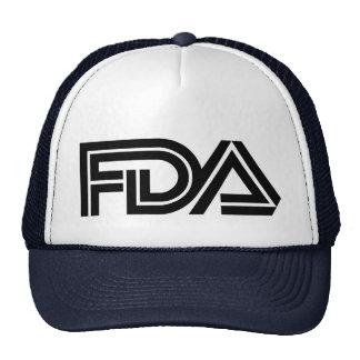 Agencia de Medicamentos y Alimentos Gorras