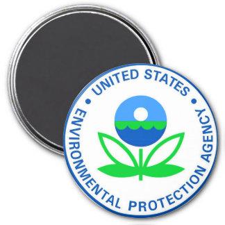 Agencia de Protección Ambiental EPA Imán Redondo 7 Cm
