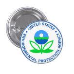 Agencia de Protección Ambiental EPA Pins