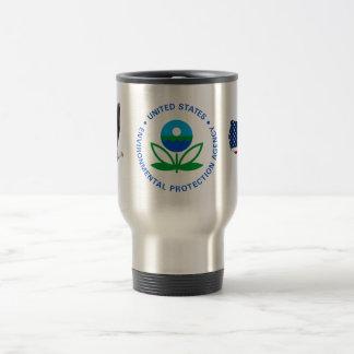 Agencia de Protección Ambiental Taza De Viaje