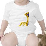 Agencia del tiempo de la fuerza aérea trajes de bebé