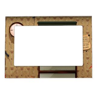 Agencia detective marcos magneticos para fotos