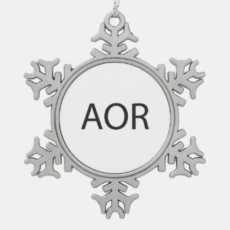 Agencia en Record.ai Adorno De Peltre En Forma De Copo De Nieve