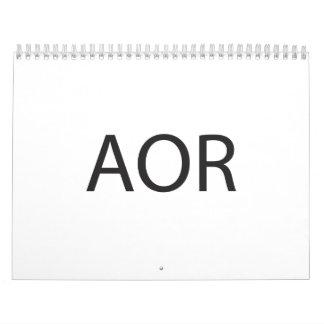 Agencia en Record.ai Calendario De Pared