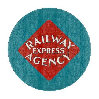 Agencia expresa del ferrocarril tablas para cortar