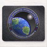 Agencia nacional de la Geospatial-Inteligencia (NG Alfombrillas De Raton