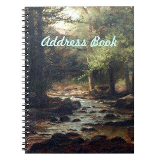 Agenda Spiral Notebooks