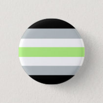 Agender Pride Button