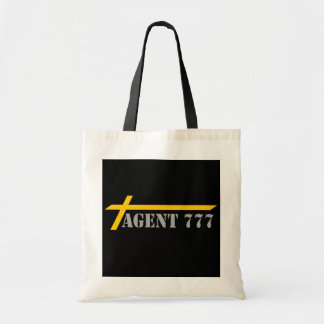 Agent 777 Yellow Cross-country races Gray MELTS BL Bag