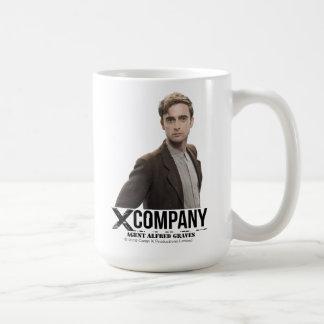 Agent Alfred Graves Coffee Mug