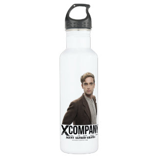 Agent Alfred Graves Water Bottle